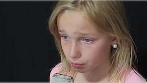 11letá napsala píseň. Po 7 vteřinách jsem pochopila, proč říká, že má starou duš