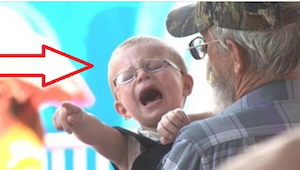 Stačí jediná otázka, aby se dítě hned uklidnilo. Vyzkoušejte! Funguje.