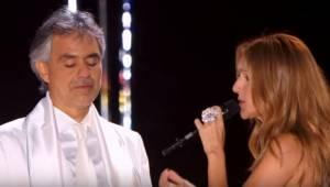 Celine Dionová a Andrea Bocelli zpívají TENTO hit? To si nenechte ujít!