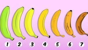 Který banán byste vybrali? Vaše odpověď může ovlivnit vaše zdraví!