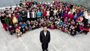 Zakladatel sekty má legálně 39 manželek a 94 dětí! Hledá už další manželku!