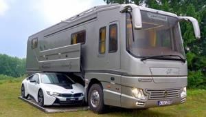 Tento karavan je snem každého cestovatele, ale ne každý si jej můžete i dovolit.