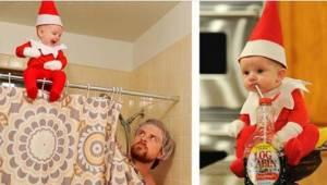9 fotografií 4měsíčního elfa - okouzlí i vás!