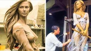 18 nejkrásnějších soch na světě. Číslo 10 vás dostane!