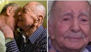 102letý muž, který přežil Holokaust, se setkal se svou rodinou. Celý život si my