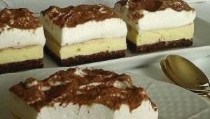 Tento jemný koláč si získá všechny hosty! Nemohli uvěřit, že jsem ho napekla těs
