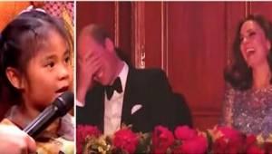 Malá holčička měla na prince Williama neobyčejnou prosbu. K pobavení všech ji sp