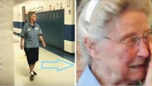 Ředitelka školy všem prozradila tajemství 77leté školnice a přinutila ji, aby se