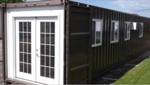 Domeček s rozlohou 29 metrů čtverečních už můžete koupit přes internet. Podívejt
