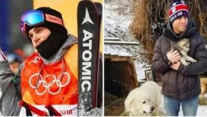 Když letěl do Pchjongčchangu měl 2 cíle – získat medaili a zachránit psy.