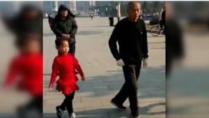 Vnučky po něm zdědily lásku k tanci. Sledujte jejich choreografii!