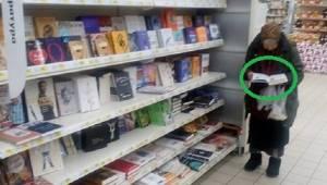 To, co udělali pro babičku, která do obchodu chodila každý den číst knihy, je úž